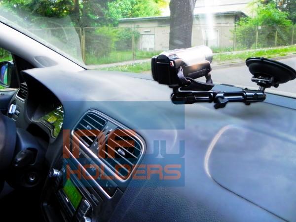 KFZ Kamera Camcorder Halterung Saugnapf Saugstativ Fotostativ