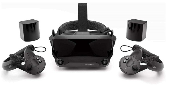 Valve Index VR Headset Kit Full Set 2021 Virtual Reality