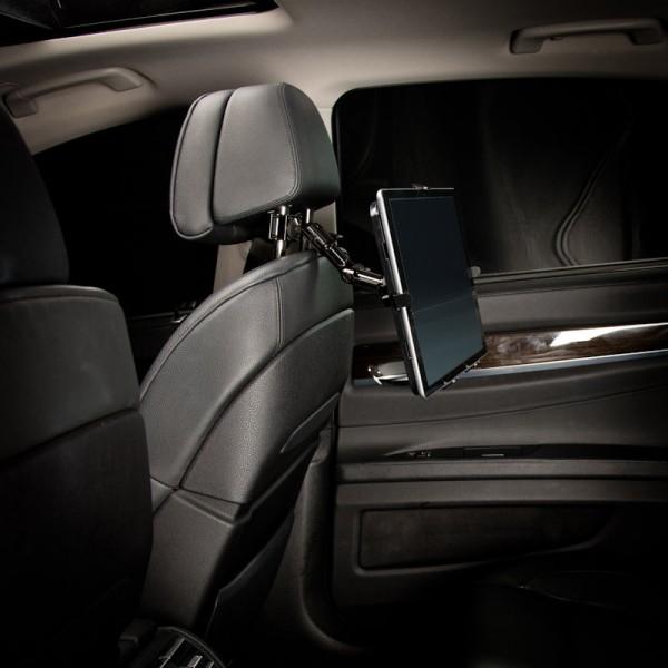 "Kopfstützenhalterung iPad PRO 12,9"" Galaxy Note Pro XXL Tablet-PC"