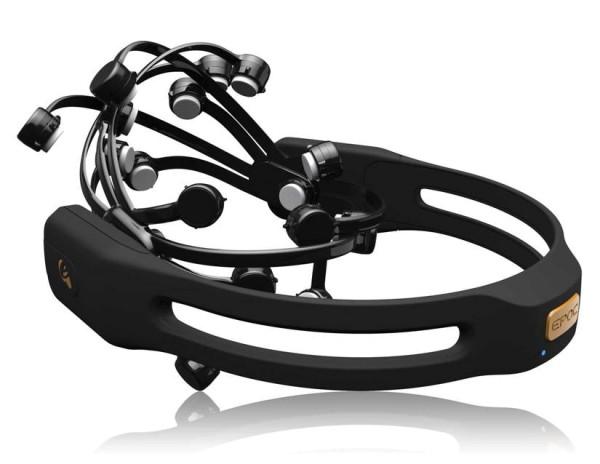 Emotiv NEW EPOC+ EEG neuroheadset BCI Brain Computer Interface